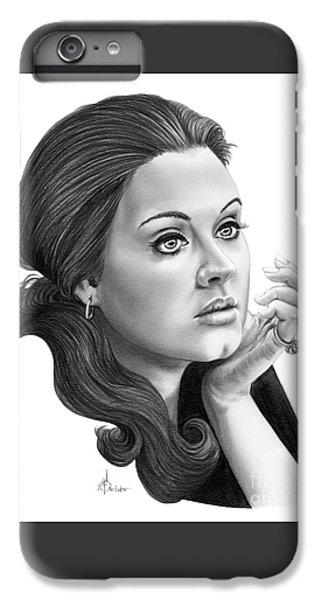 Adele IPhone 6s Plus Case by Murphy Elliott