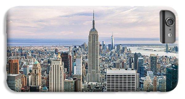 Amazing Manhattan IPhone 6s Plus Case by Az Jackson
