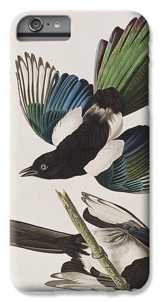 American Magpie IPhone 6s Plus Case by John James Audubon