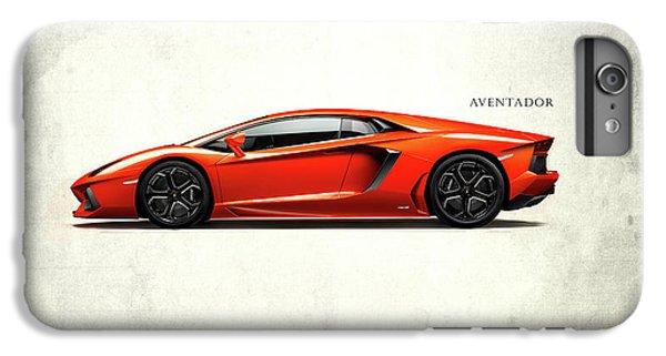 Lamborghini Aventador IPhone 6s Plus Case by Mark Rogan