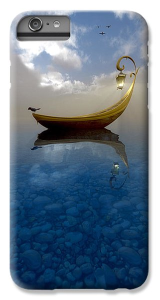Narcissism IPhone 6s Plus Case by Cynthia Decker