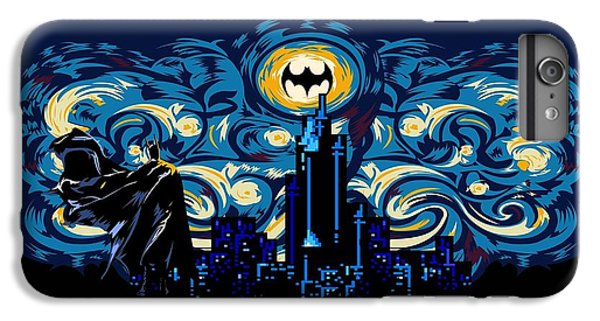 Starry Knight IPhone 6s Plus Case by Three Second