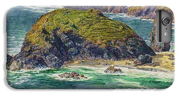 Asparagus Island IPhone 6s Plus Case by William Holman Hunt