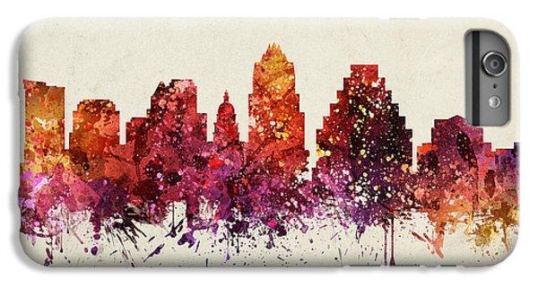 Austin Cityscape 09 IPhone 6s Plus Case by Aged Pixel