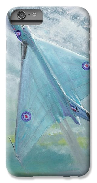 Avro Vulcan B1 Night Flight IPhone 6s Plus Case by Vincent Alexander Booth