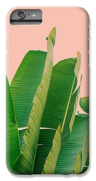 Banana Leaves IPhone 6s Plus Case by Rafael Farias
