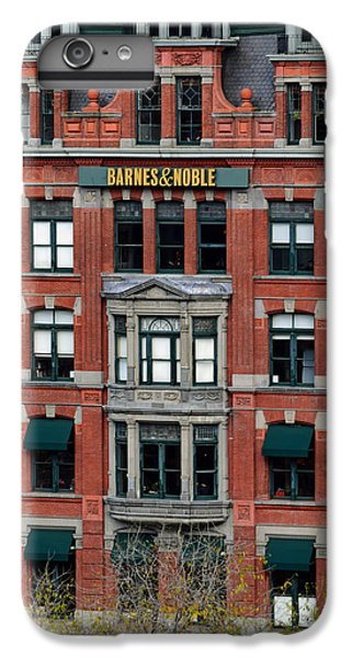 Barnes And Noble Union Square  IPhone 6s Plus Case by Sandy Taylor