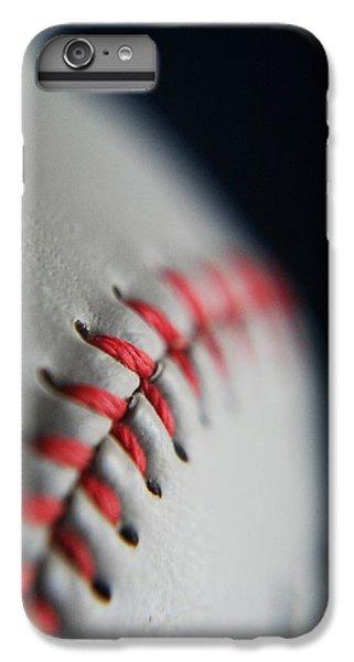Baseball Fan IPhone 6s Plus Case by Rachelle Johnston