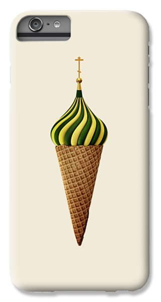 Basil Flavoured IPhone 6s Plus Case by Nicholas Ely