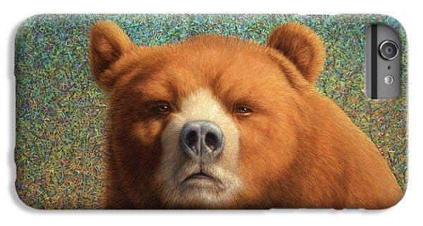 Bearish IPhone 6s Plus Case by James W Johnson