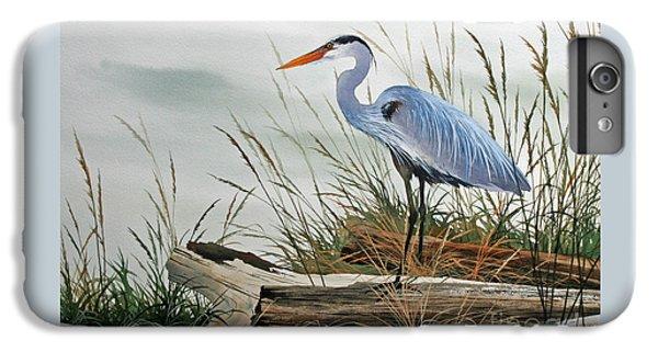Beautiful Heron Shore IPhone 6s Plus Case by James Williamson