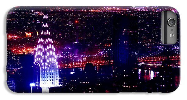 Beautiful Manhattan Skyline IPhone 6s Plus Case by Az Jackson