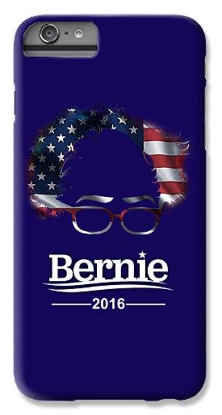 Bernie Sanders 2016 IPhone 6s Plus Case by Marvin Blaine