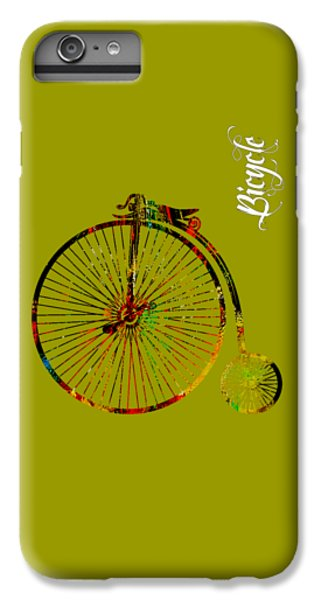 Bicycle Collection IPhone 6s Plus Case by Marvin Blaine