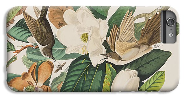 Black Billed Cuckoo IPhone 6s Plus Case by John James Audubon