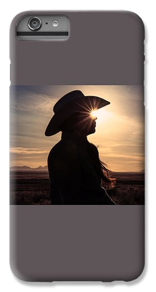 Bright Eyes IPhone 6s Plus Case by Todd Klassy