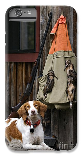 Brittany And Woodcock - D002308 IPhone 6s Plus Case by Daniel Dempster