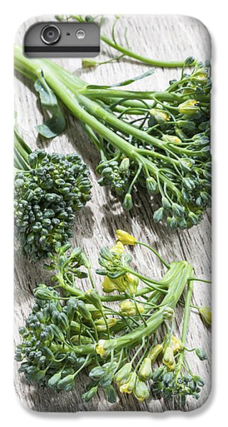Broccoli Florets IPhone 6s Plus Case by Elena Elisseeva