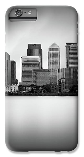 Canary Wharf II, London IPhone 6s Plus Case by Ivo Kerssemakers