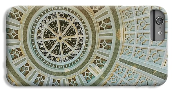 Ceiling Detail IPhone 6s Plus Case by Sandy Taylor