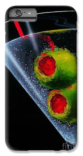 Classic Martini IPhone 6s Plus Case by Michael Godard