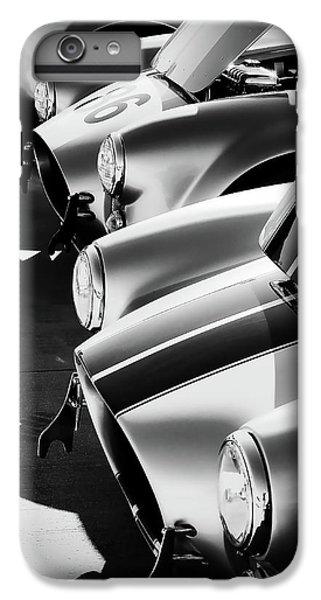 Cobra Pit IPhone 6s Plus Case by Douglas Pittman