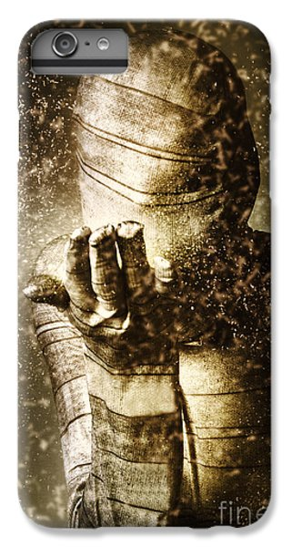 Curse Of The Mummy IPhone 6s Plus Case by Jorgo Photography - Wall Art Gallery