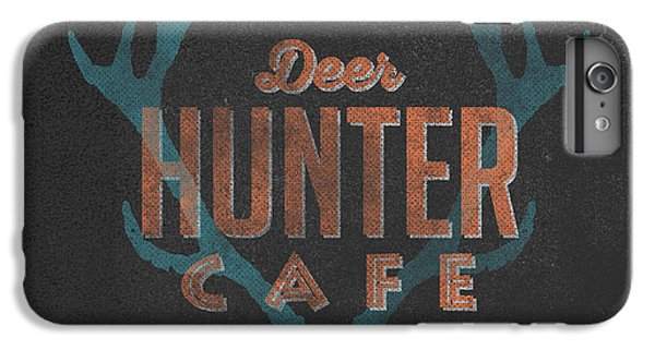 Deer Hunter Cafe IPhone 6s Plus Case by Edward Fielding