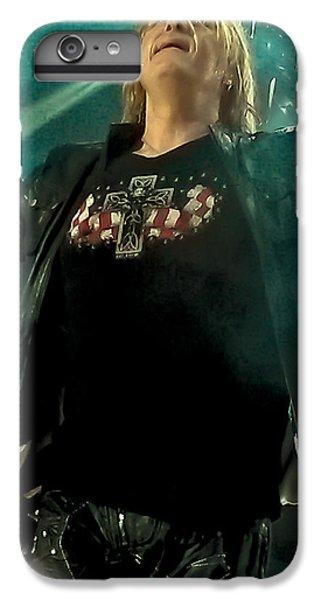 Def Lappard's Joe Elliott IPhone 6s Plus Case by David Patterson