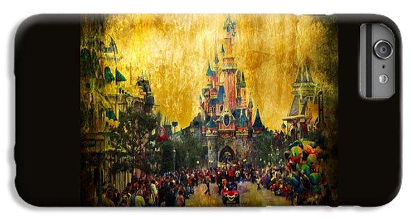 Disney World IPhone 6s Plus Case by Svetlana Sewell