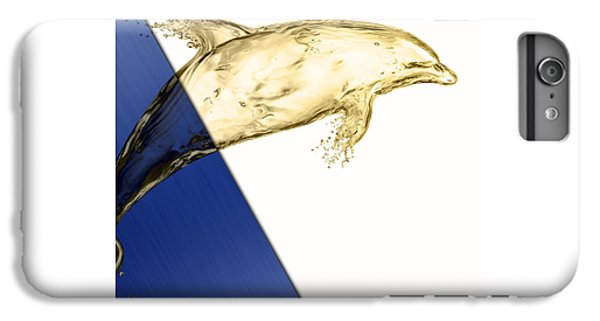 Dolphin Collection IPhone 6s Plus Case by Marvin Blaine