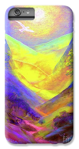 Dove Valley IPhone 6s Plus Case by Jane Small
