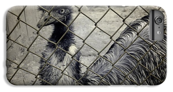 Emu At The Zoo IPhone 6s Plus Case by Luke Moore