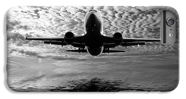 Flight Path 2 IPhone 6s Plus Case by Sharon Lisa Clarke