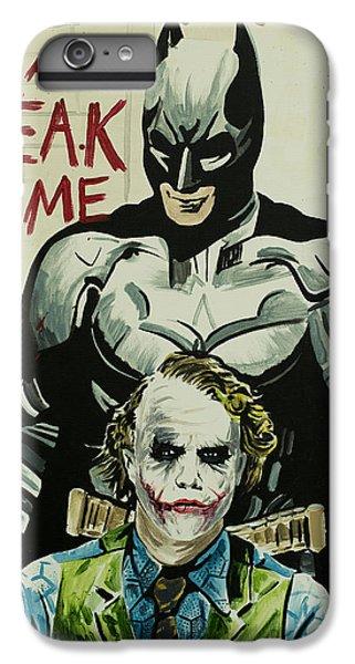 Freak Like Me IPhone 6s Plus Case by James Holko