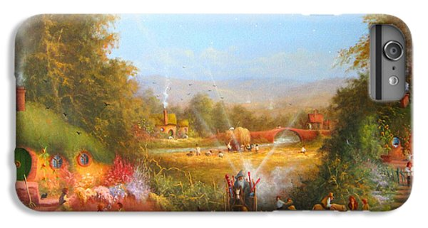 Gandalf's Return Fireworks In The Shire. IPhone 6s Plus Case by Joe  Gilronan