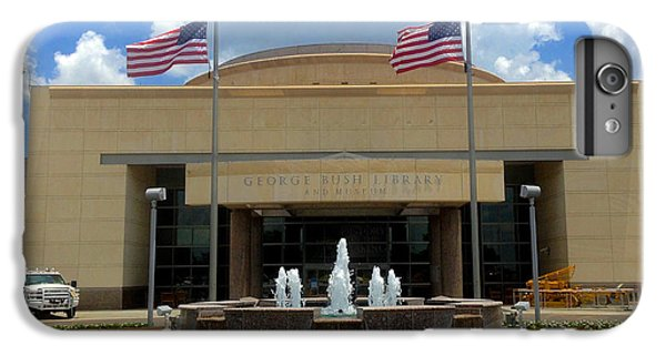 George Bush Library And Museum IPhone 6s Plus Case by Art Spectrum