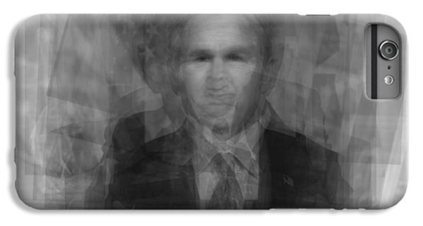 George W. Bush IPhone 6s Plus Case by Steve Socha