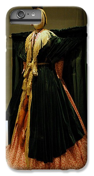 Gone With The Wind - Carol Burnett IPhone 6s Plus Case by LeeAnn McLaneGoetz McLaneGoetzStudioLLCcom