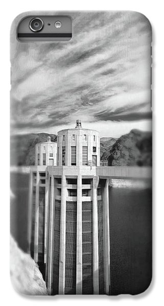 Hoover Dam Intake Towers No. 1-1 IPhone 6s Plus Case by Sandy Taylor