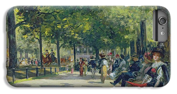 Hyde Park - London  IPhone 6s Plus Case by Count Girolamo Pieri Nerli