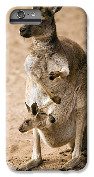 In  Mother's Care IPhone 6s Plus Case by Mike  Dawson