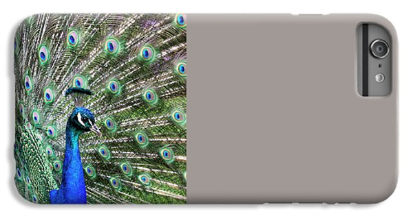 Iridescent Eyes IPhone 6s Plus Case by Tim Gainey
