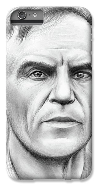 John Heisman IPhone 6s Plus Case by Greg Joens