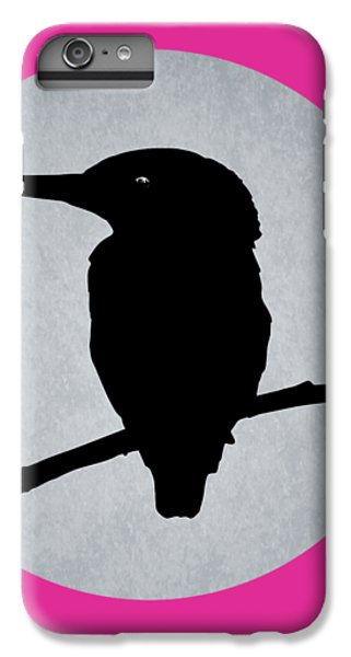 Kingfisher IPhone 6s Plus Case by Mark Rogan