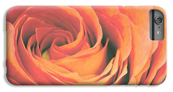 Le Petale De Rose IPhone 6s Plus Case by Angela Doelling AD DESIGN Photo and PhotoArt