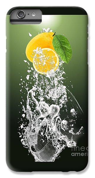 Lemon Splast IPhone 6s Plus Case by Marvin Blaine