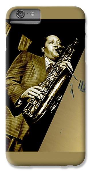 Lester Young Collection IPhone 6s Plus Case by Marvin Blaine