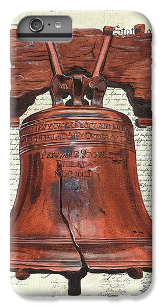 Life And Liberty IPhone 6s Plus Case by Debbie DeWitt