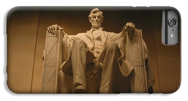 Lincoln Memorial IPhone 6s Plus Case by Brian McDunn